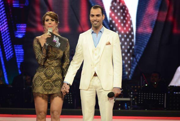 Gali mencionó que Arias competiría contra Vivian Mitre en la Revancha Di...