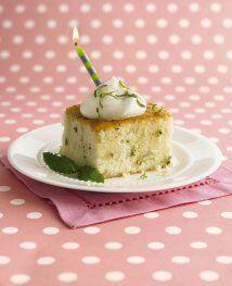 Pastel mojito: Un mojito se refiere típicamente a un cóctel preparado co...