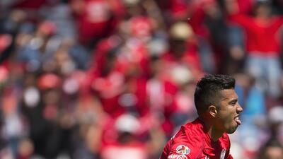 En fotos: con doblete de Uribe, Toluca le hace la 'diablura' a Santos