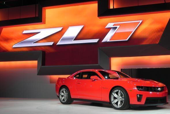 El Camaro ZL1 es considerado el más rápido de los que fabrica Chevrolet.