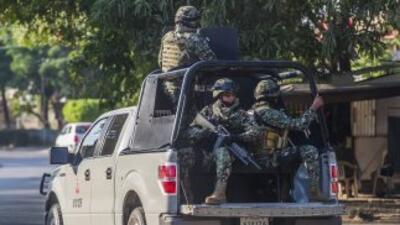 Michoacán es una de las entidades cuyo territorio se encuentra en disput...