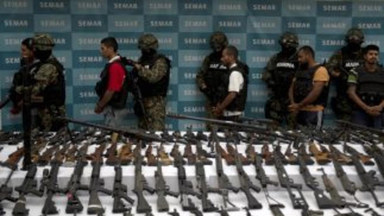 """La organización criminal mexicana """"Los Zetas"""" está expandiendo su zona d..."""