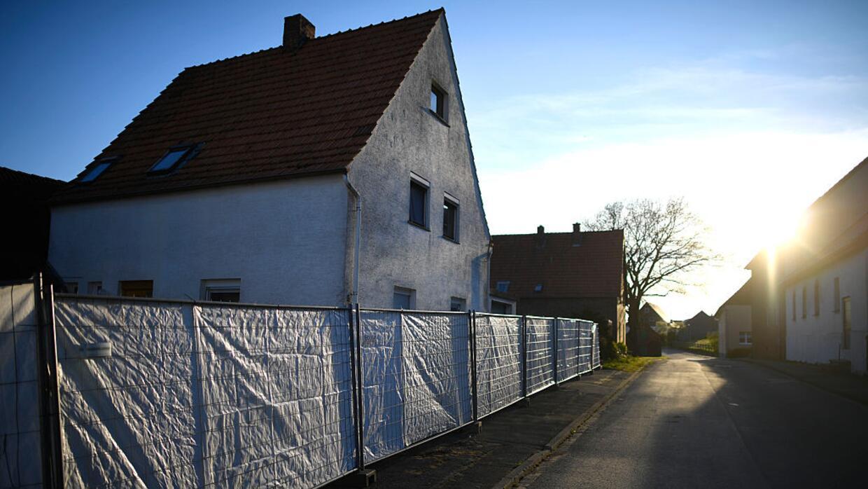 La casa del horror, en Alemania