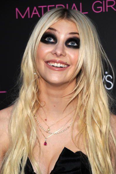 La actriz, modelo y música estadounidense  Taylor Momsen podr&aac...