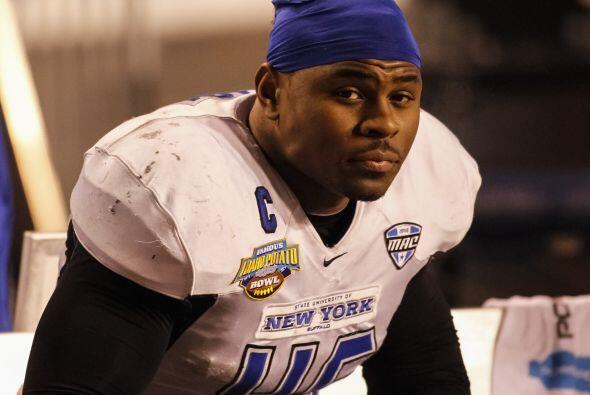 15. Khalil Mack, LB, Buffalo (AP-NFL).