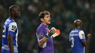 El Porto cayó de local ante Arouca
