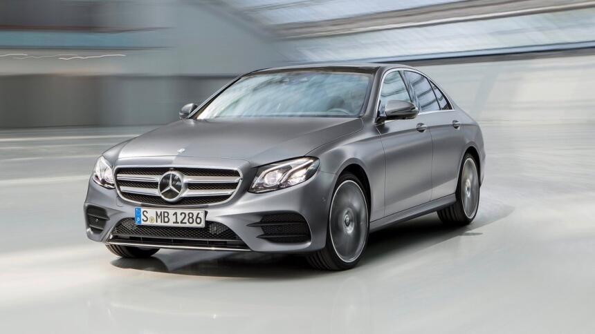 Mercedes-Benz Clase-E 2018