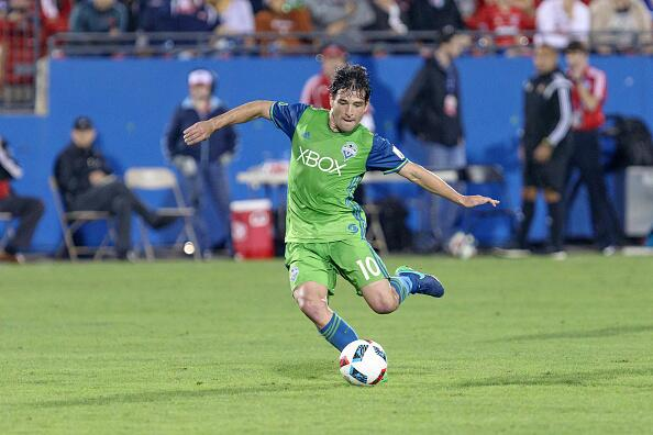 De la MLS a la Liga MX: Nicolás Lodeiro, mediocampista del Seattle Sounders