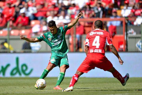 Chiapas dominaba en el control de balón pero no conseguía el objetivo, m...
