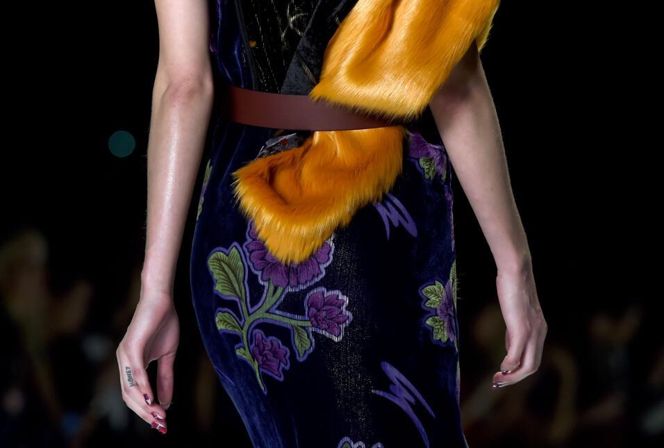 Desfile Desigual Fall 2016 New York Fashion Week