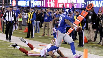 Highlights Temporada 2015 Semana 5: New York Giants 30-27 San Francisco...