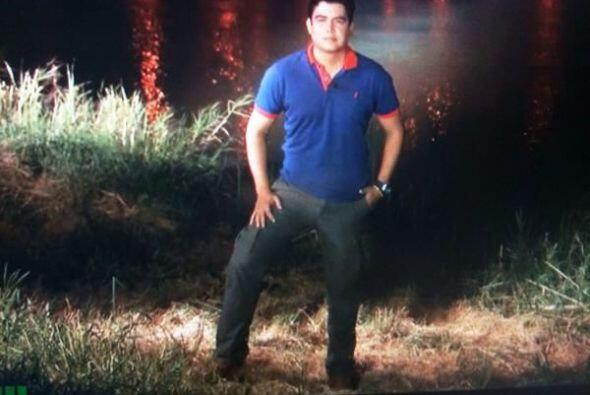 Orlando Segura se trasladó hasta Laredo, Texas. para conocer un p...