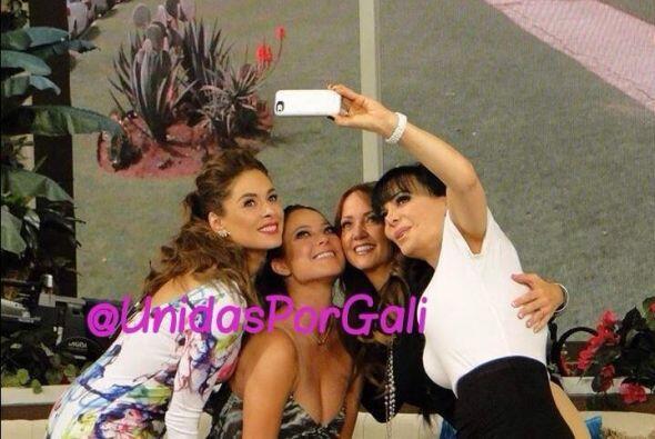 No hay estrella más divertida y alegre en redes sociales que #Gali, ven...