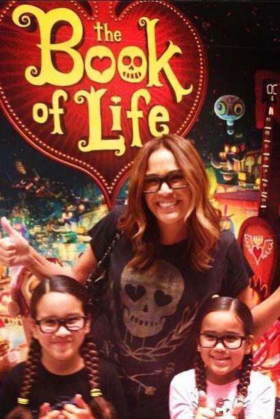 """""""¡La película más hermosa! #bookoflife ¡Qué manera de mostrar al mundo l..."""