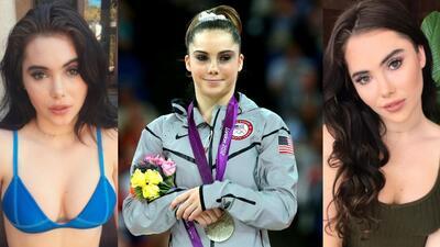 McKayla Maroney, la sexy campeona Olímpica que tras el retiro brilla más por su belleza