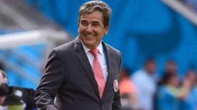 El técinco de Costa Rica aseguró que aspiran a más que los Octavos de Final