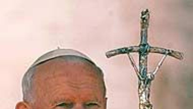 Este viernes santo se cumplen cinco años de que murió el carismático pap...