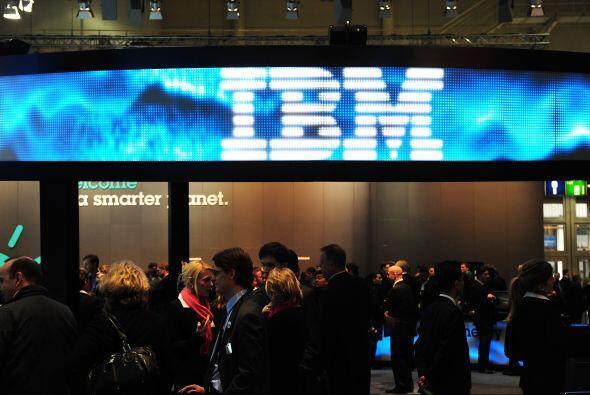 El gigante multinacional estadounidense de la tecnología IBM pron...