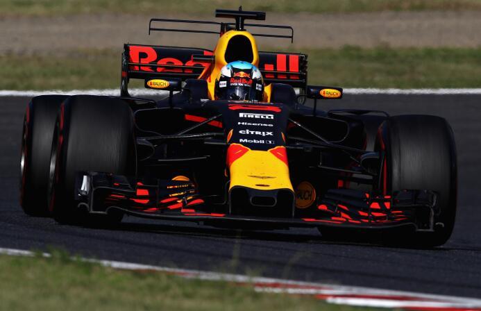 Triunfa Hamilton en Japón y el título de la Fórmula 1 está muy cerca dan...