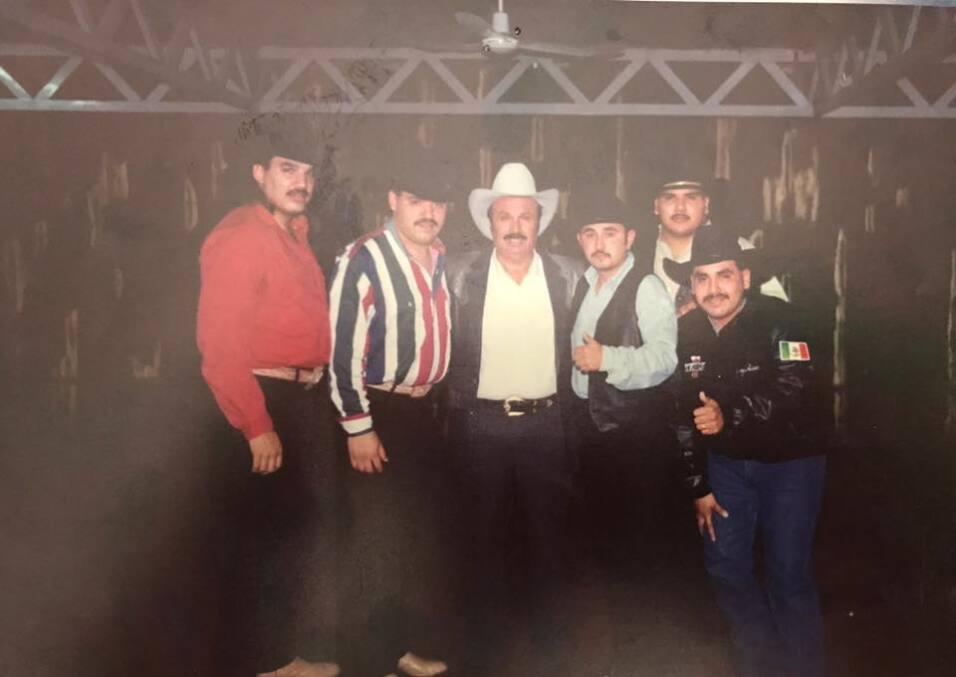 El célebre grupo 'Intocable' gozaba de mucha fama en México hast...