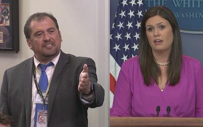 El reportero de Playboy que chocó con la vocera de la Casa Blanca para d...