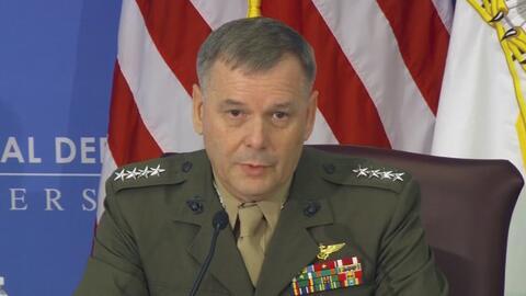 Obama salvó de una posible sentencia de cárcel al general retirado James...