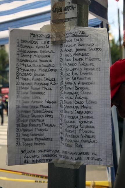 Estos son los desaparecidos del 286 de Álvaro Obregón y59a8376.JPG
