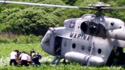 Michoacán vive una fuerte crisis de seguridad, que se recrudeció con el...