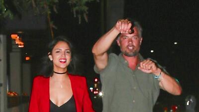 Eiza González y el ex de Fergie son captados juntos y reavivan los rumores de romance