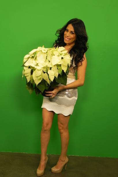 Para Brenda Solís  la navidad está llena de bonitos recuer...