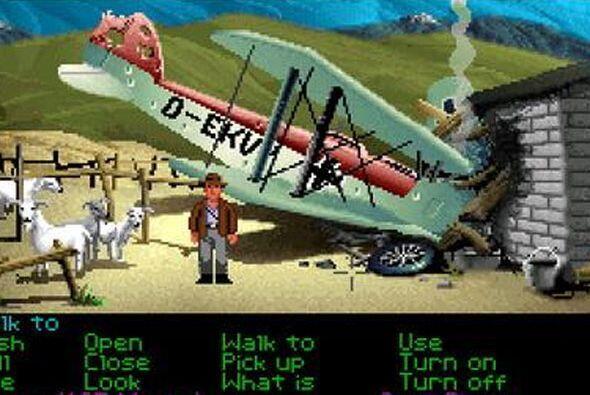 Hasta en un videojuego no sabe pilotear.