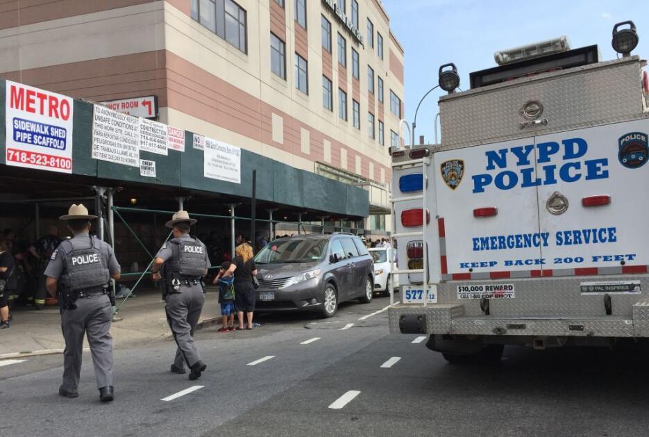 El sujeto se suicidó tras abatir a una persona, agregaron las autoridades.