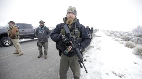 Milicia en Oregon