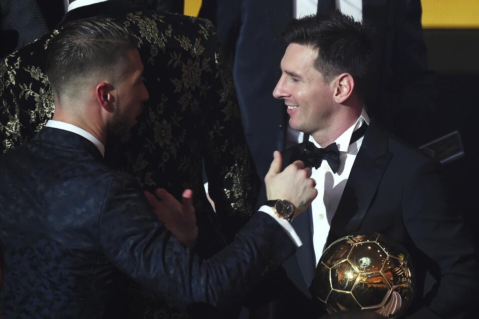 Revive lo mejor de la gala del Balón de Oro 2015