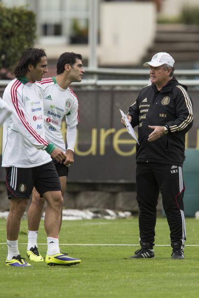 Víctor Manuel Vucetich, en su paso fugaz por el equipo nacional, lo volv...