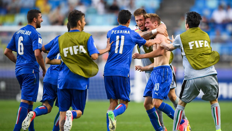 Futbolistas que saben lo que es ganar un Mundial sub-20 y una Copa Mundi...