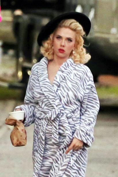 Este es el nuevo look de la guapa Scarlett.