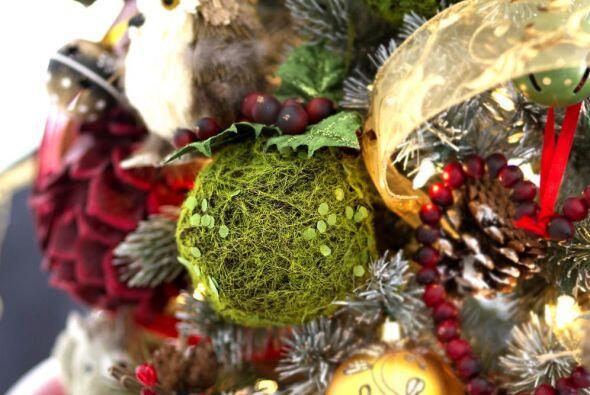 Luego de la Navidad es probable que las decoraciones hayan sido movidas...