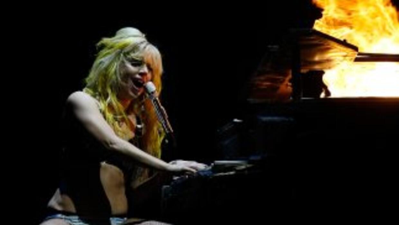 Lady Gaga ha hecho de su vestuario extravagante algo básico de su person...