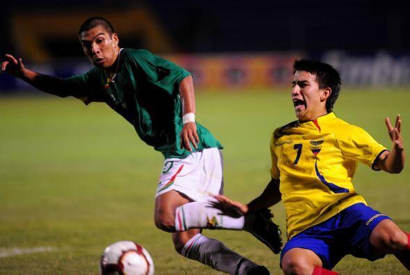 La selección tricolor sudamericana apretó hasta el final.