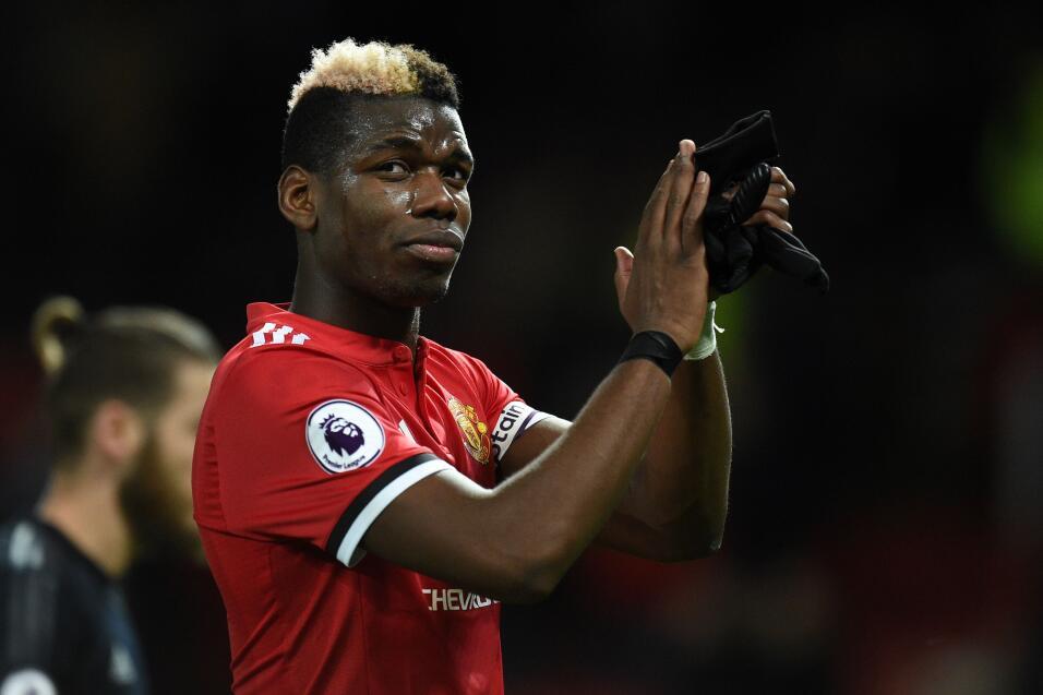 La locura siguió con Paul Pogba de la Juventus al Manchester Unit...