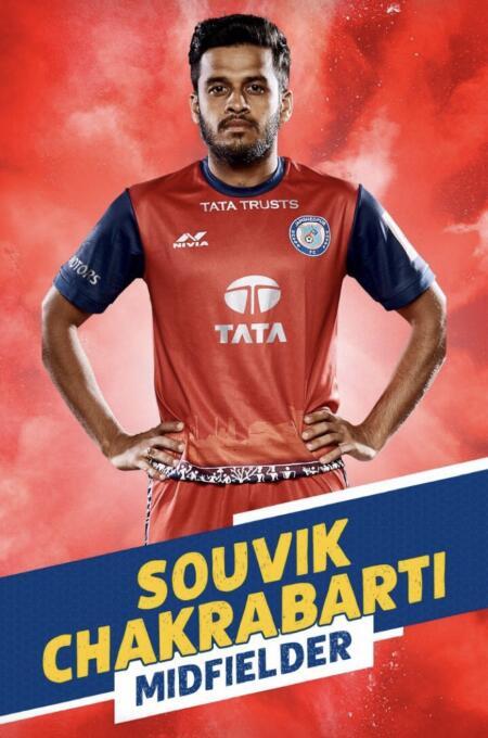 17. Jamshedpur F.C. - Nivia (India)