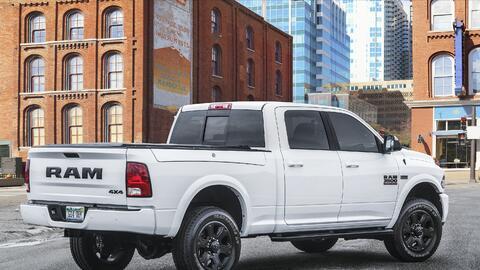 Ram amplía la gama de pickups personalizadas con esta 3500 Heavy Duty Ni...