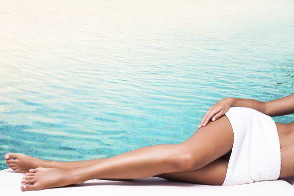 Lograr que ese efecto suave y liso del afeitado en tus piernas dure más...