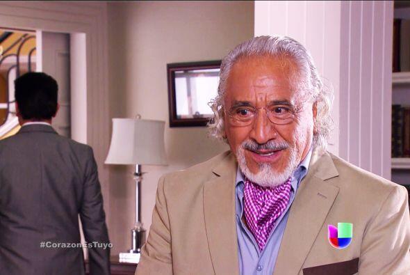 """Usted es el culpable don Nicolás, Fernando fue al """"Chicago&q..."""