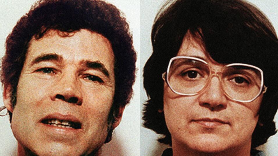 Rosemary Pauline y Fred West