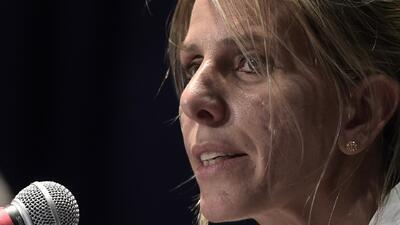 "Ex esposa: ""Nisman no se suicidó, lo mataron"""