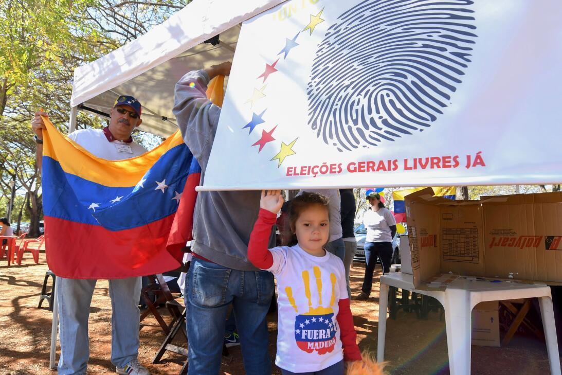 Voto Brasil y España