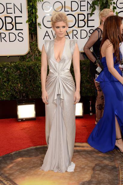 ¿Qué les pareció el vestido de Kate Mara? Para nosotros este diseño de J...