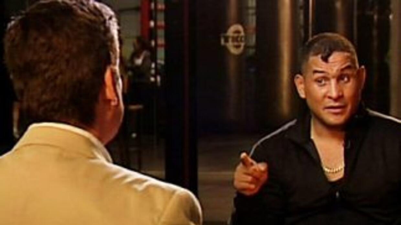 """El ex campeón mundial de boxeo, Héctor """"Macho"""" Camacho, murió el sábado..."""